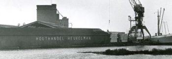 Oprichting Heuvelman Hout