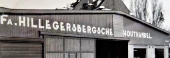 Oprichting Hillegersbergsche Houthandel